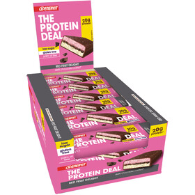 Enervit Protein Deal Bar Box 25 x 55g, strawberry
